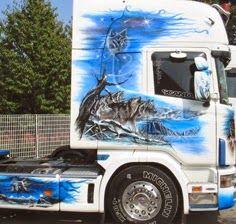 Deco trucks, camion decorati e aerografati. I più belli d'Europa.