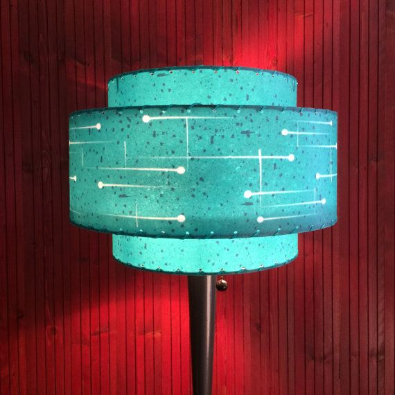 Hey, I found this really awesome Etsy listing at https://www.etsy.com/listing/223764223/mid-mod-style-fiberglass-lamp-shade