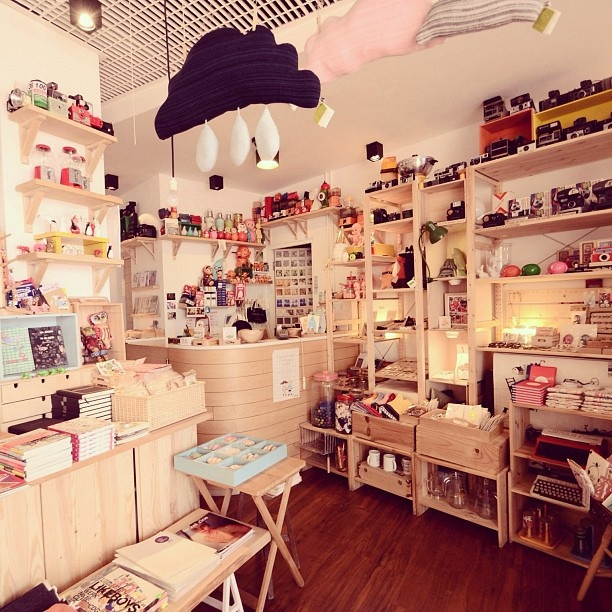 The little dröm store ""