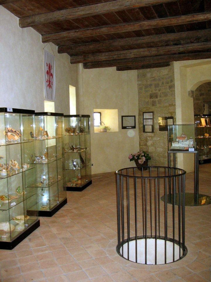 LE CERAMICHE TARDO-MEDIEVALI E RINASCIMENTALI DEL MUSEO DEL CASTELLO