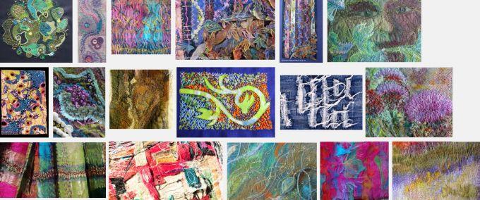 Borduren zonder patroon - Hobby.blogo.nl