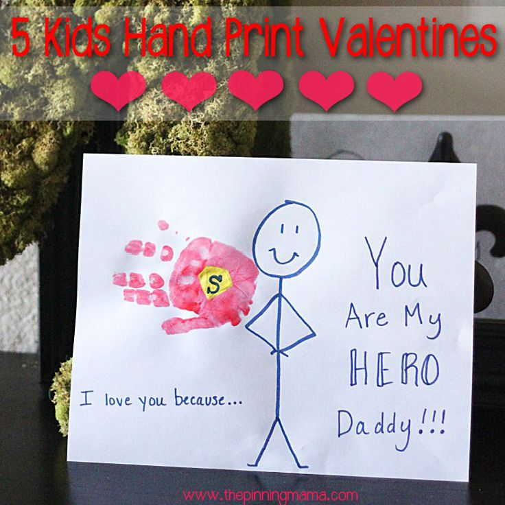 14 best Fathers day crafts images – Valentines Day Cards for Dad