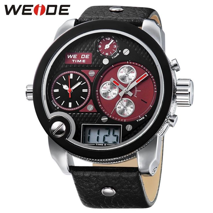 Like and Share if you want this  WEIDE Fashion Casual Men's Watches Analog Digital Display 3ATM Water Resistant Genuine Leather Strap Outdoor Sport Watch Hot     Tag a friend who would love this!     FREE Shipping Worldwide     Buy one here---> https://shoppingafter.com/products/weide-fashion-casual-mens-watches-analog-digital-display-3atm-water-resistant-genuine-leather-strap-outdoor-sport-watch-hot/