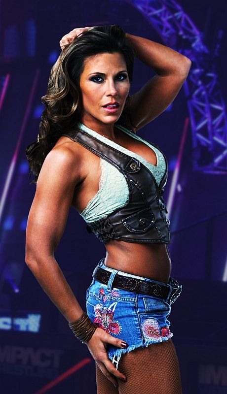 Consider, that wwe diva mickie james opinion