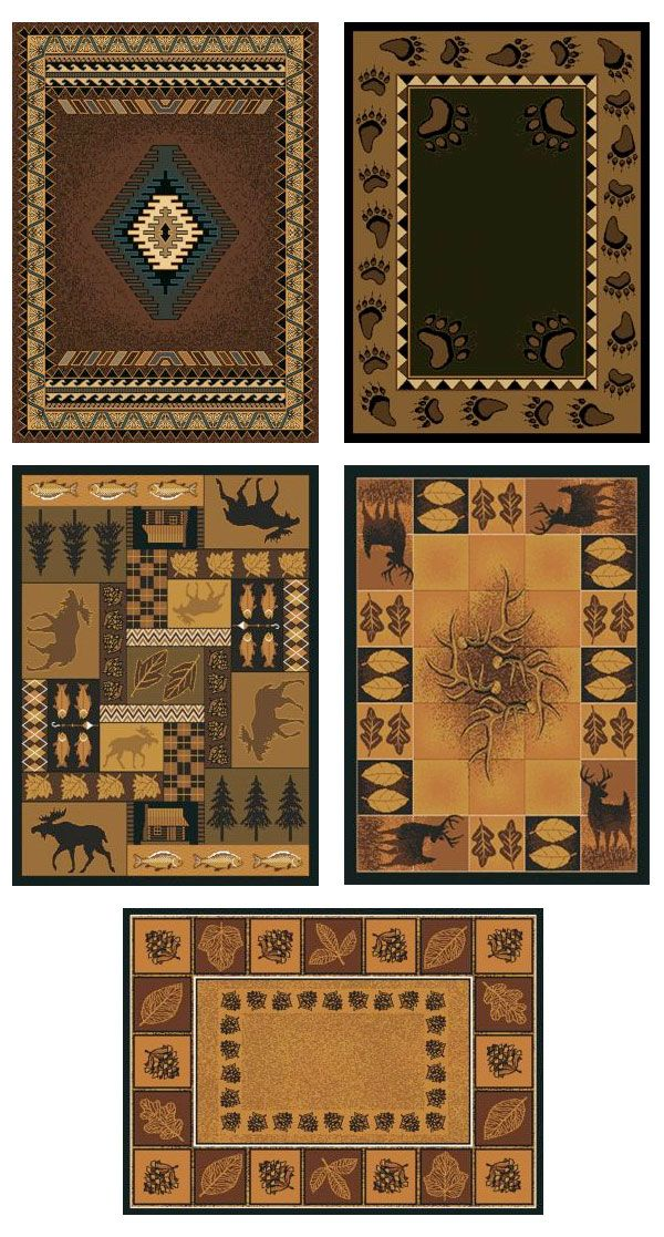 21 Best Rustic Area Rugs Images On Pinterest