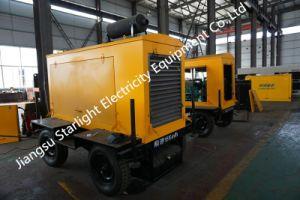 1100kw Trailer Diesel Generator 1375kVA Prime Power Genset Mobile Generator on Made-in-China.com