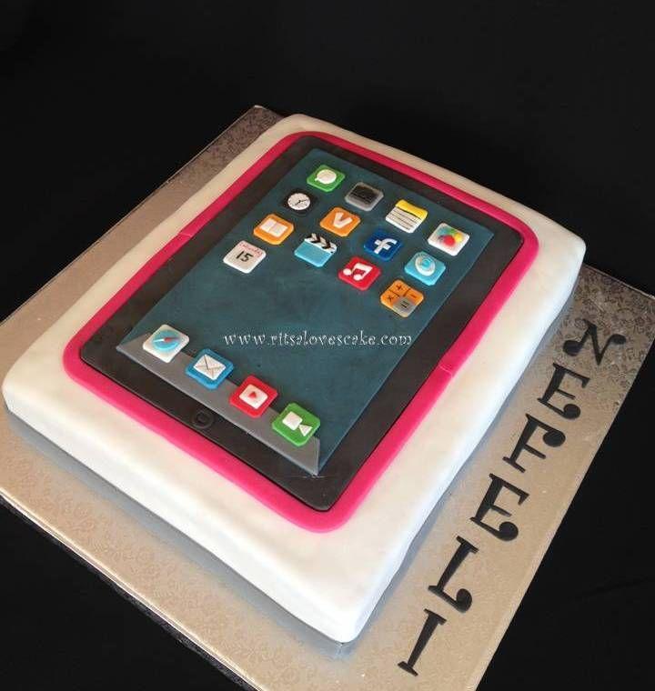 25+ Best Ideas About Ipad Cake On Pinterest