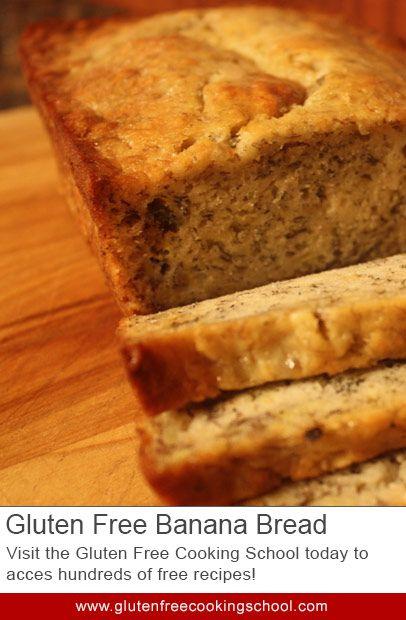 Gluten Free Breads and Rolls on Pinterest | Bread recipes, Gluten free ...