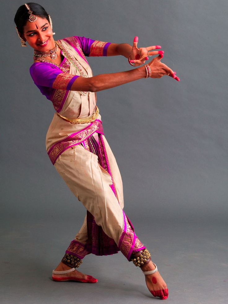 Kuchipudi dress colors for spring