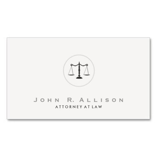 22 best customizable attorney and professional business cards images simple and elegant justice scale attorney business card reheart Choice Image