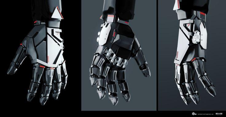 ArtStation - Eve Online - Combat Suit - High Poly , Andrei Cristea