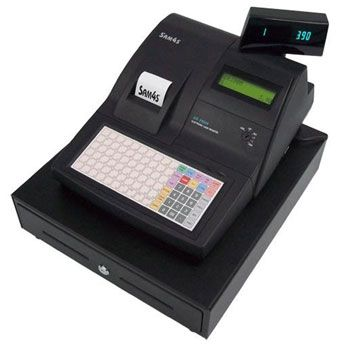 Sam4s ER-390MB (Single Roll Thermal cash registers)