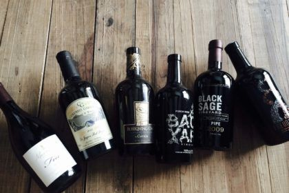 BC Port Style wines for the Holidays