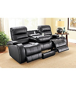Power recliner sofa roselawnlutheran for Affordable furniture jennings la