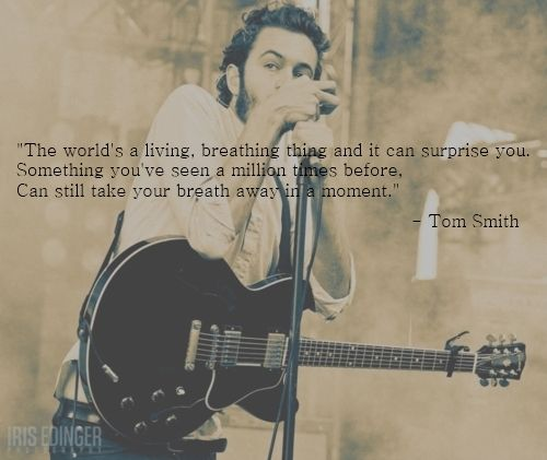 Quote by Tom