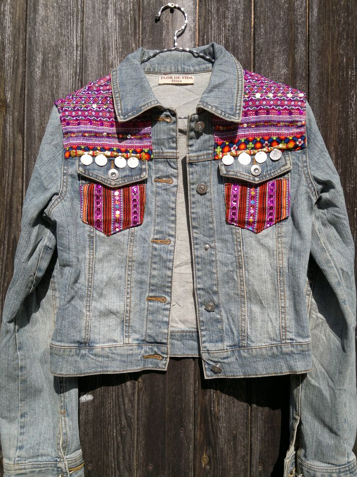 OUr TRibal Boho Jackets @flordevidaibiza