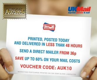 imail (UKmail) - Special Offer for AsiansUK Magazine
