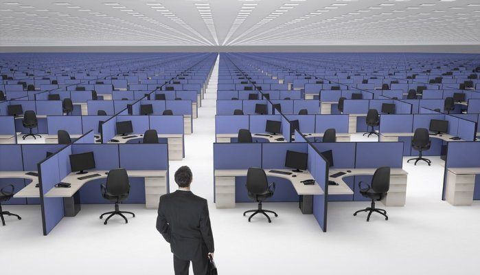 Is the open-office dead? A short history of modern office design | Portable Partitions Australia