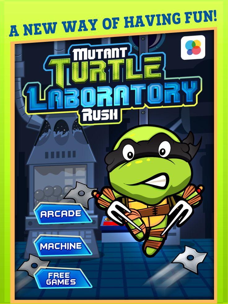 appresk.in - Turtle Laboratory Rush