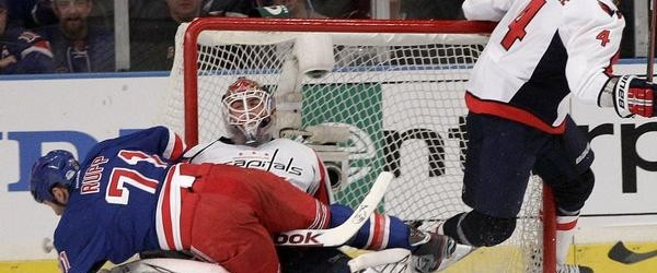 Washington Capitals v NY Rangers: NHL Semi-Final Playoffs schedule