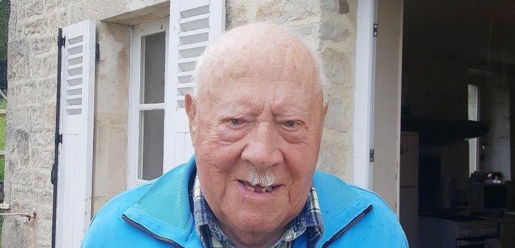 Calvados : Roger Coutances, un évadé du STO, est décédé