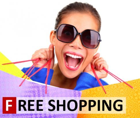 ▅ ▆ █ PERFECT PAGES █ ▆ ▅   Do you love shopping? Yeah, but what about FREE SHOPPING?