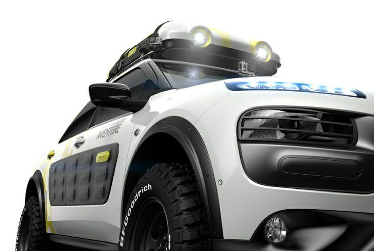: Citroën C4 Cactus Aventure