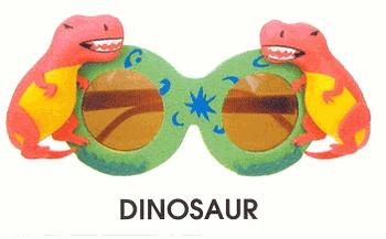 Dinosaur Sunglasses, Sunglasses for Kids, T-rex Sunglasses