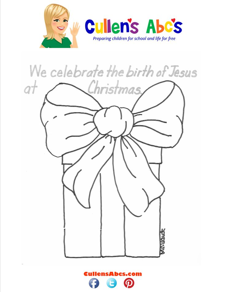 christmas bible alphabet coloring pages - photo #17