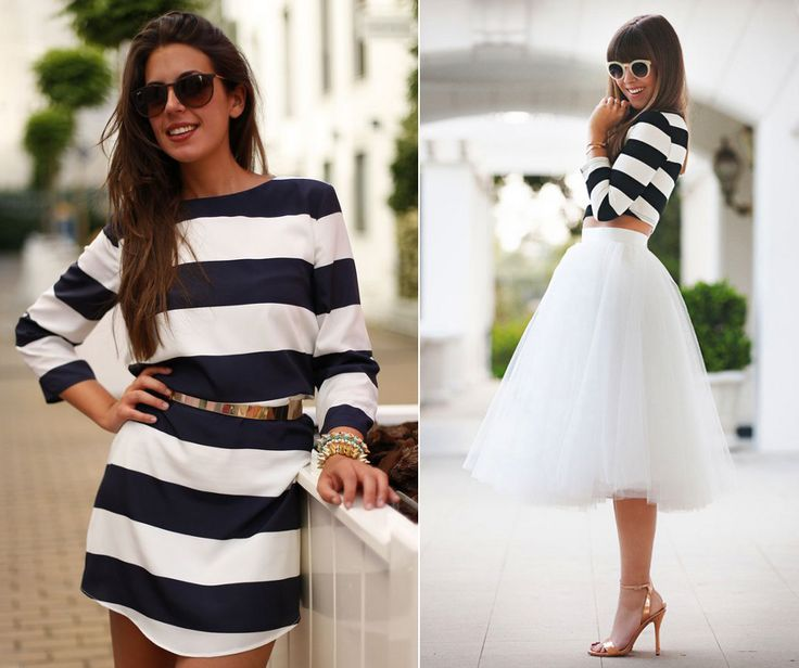 How about black and white stripes as an inspiration for your next outfit? Btw.. did you notice as well that stripes of different colors and widths are everywhere in the streets nowadays? #stripes #outfit #fashion