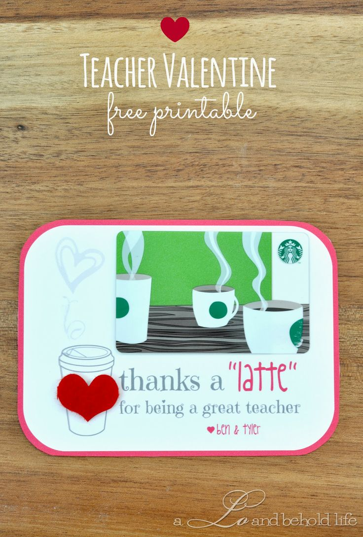 teacher valentine free printable via a lo and behold life