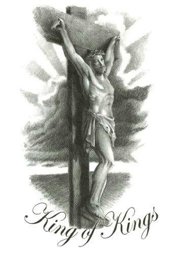 "Jesus Cross King of Kings Temporary Body Art Tattoos 2.5"" x 3.5"" TMI,http://www.amazon.com/dp/B00AANC9S8/ref=cm_sw_r_pi_dp_lwd8qb0BD4Y6NE77 #jesuscross #tattoos #bodyart"
