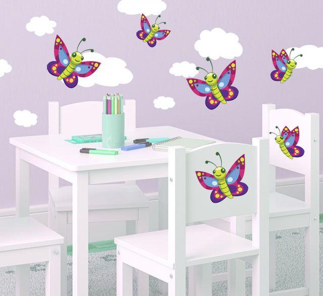 31 best 25+ Butterfly Bedroom Ideas images on Pinterest | Butterfly ...