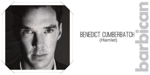 """Cast of The Barbican's """"Hamlet"""", a Sonia Friedman Production, starring Benedict Cumberbatch, CBE (5th Aug 2015 - 31st Oct 2015)"""