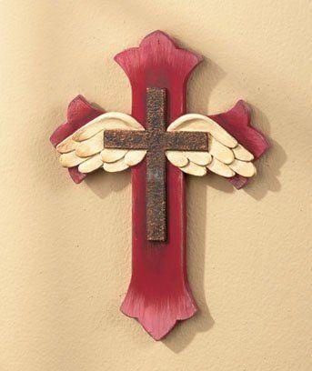Contemporary Decorative Wall Cross Frieze - Wall Art Design ...