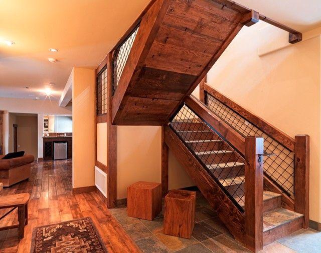 Hog Panel Stair Railing Google Search Stair Railings