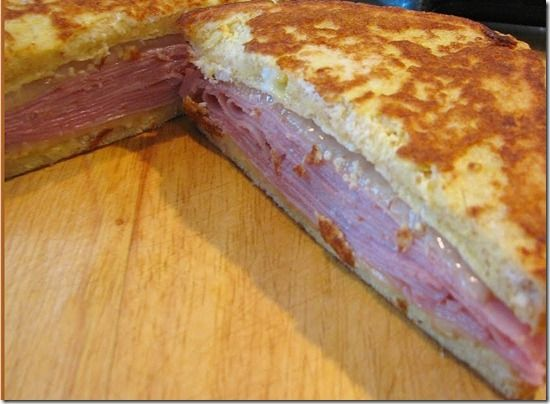 Monte Cristo Wrap Sandwich Recipes — Dishmaps
