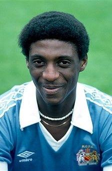 Roger Palmer Manchester City 1979