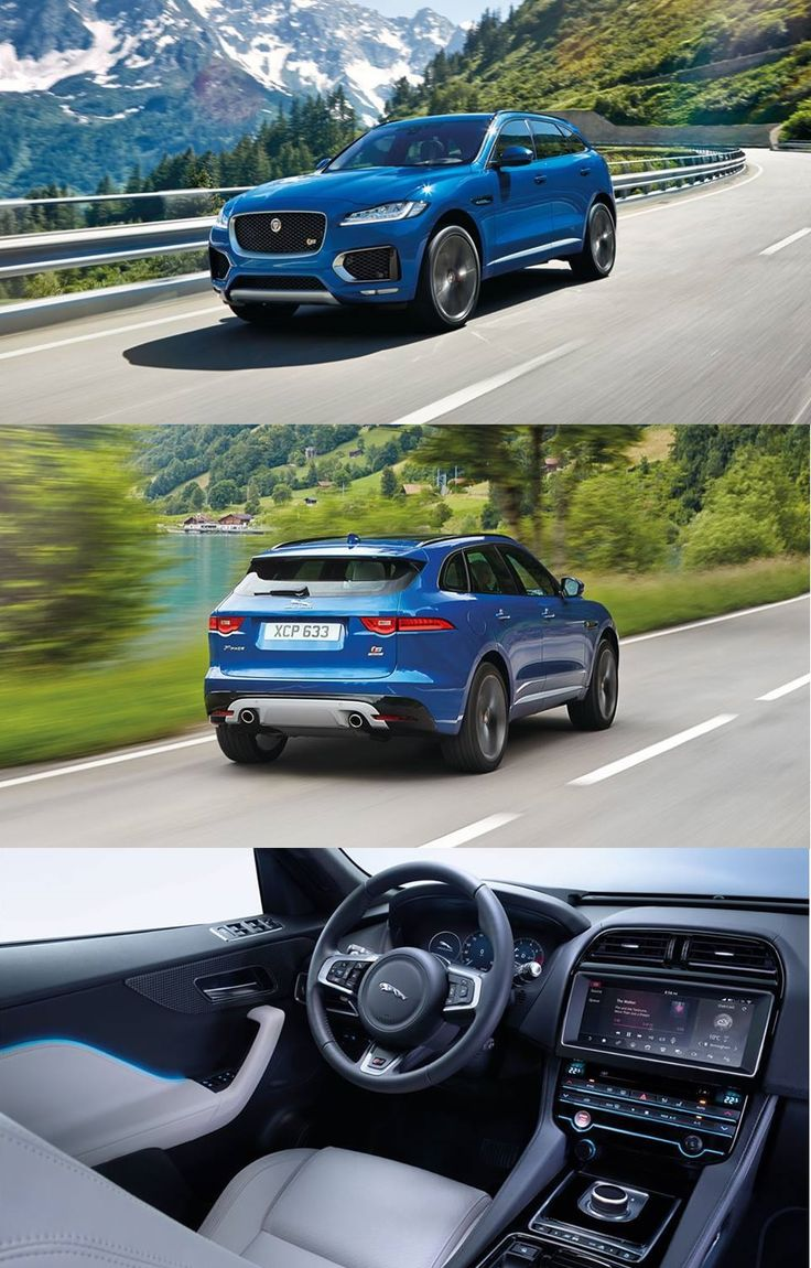 la jaguar f pace est un suv avec l 39 me d 39 une voiture de sport cars pinterest cars dream. Black Bedroom Furniture Sets. Home Design Ideas