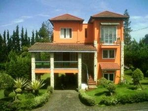 Villa Dekat Venue Berkuda Denkavkud Parongpong Lembang