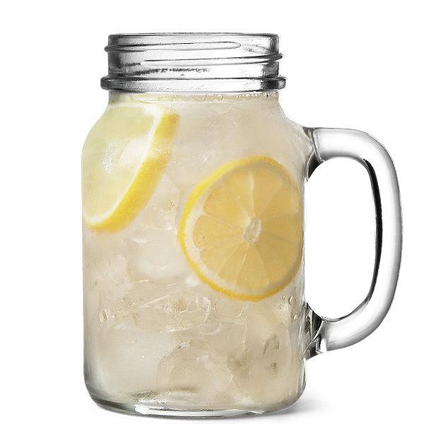 £12.99 Mason Jar Drinking Glasses 20oz / 568ml
