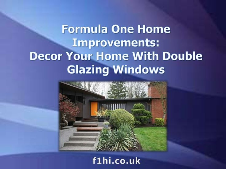 Hire expert #double #glazing #installers. They know how to decor your home so that it will look beautiful. Find some benefits of #double #glazing .