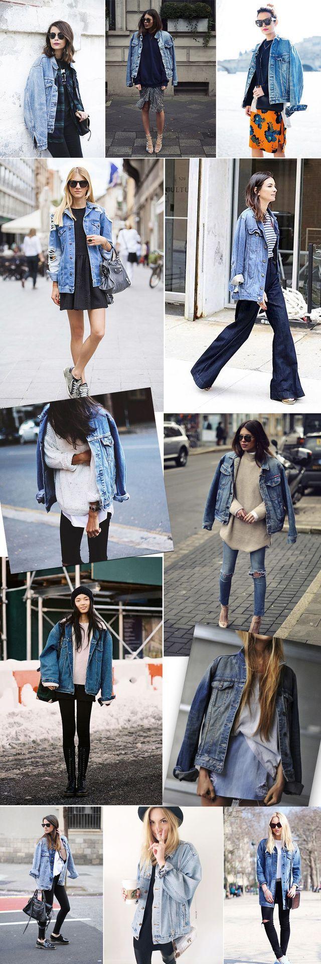 Um das maravilhas da moda é não precisar usar apenas roupas justas ou curtas só pelo fato de sermos mulheres, muuuuito pelo contrário a moda do oversized está super (e cada vez mais) em alta. #thanksg