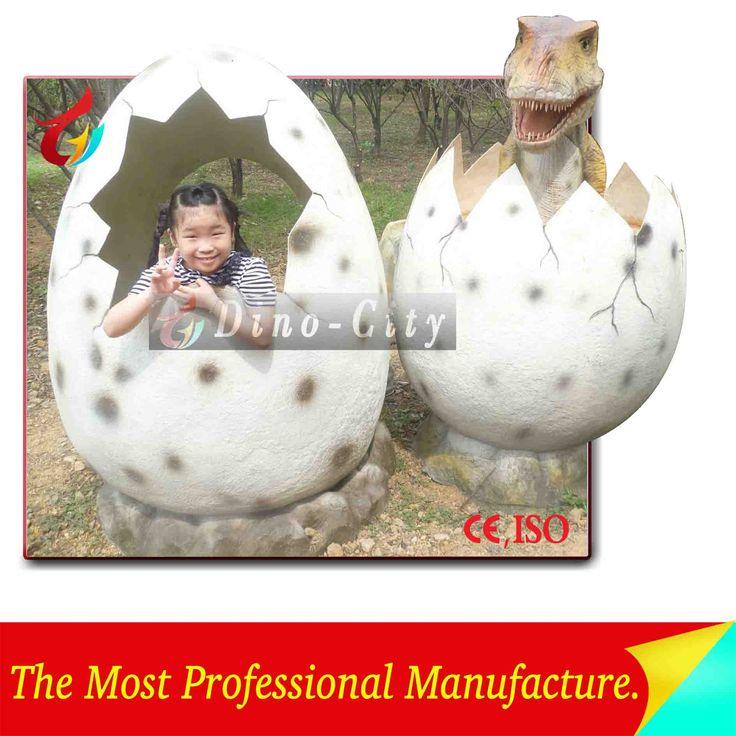 Cute Dinosaur Egg Toys for Theme Parks