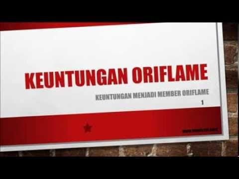 Benefit Bergabung Bisnis Oriflame 2014 Peluang Bisnis Bagus 2014