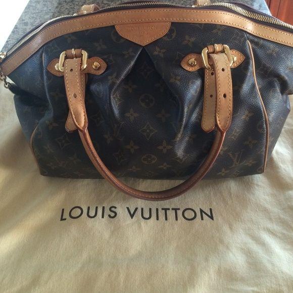 Louis Vuiitton Handbags - LV Tivoli. Want It!
