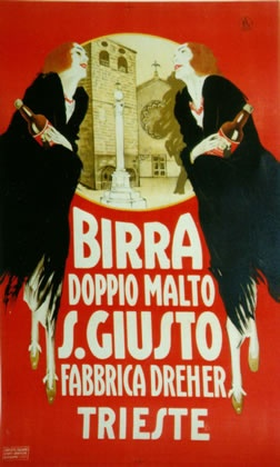 Birra Doppio Malto S. Giusto - Trieste
