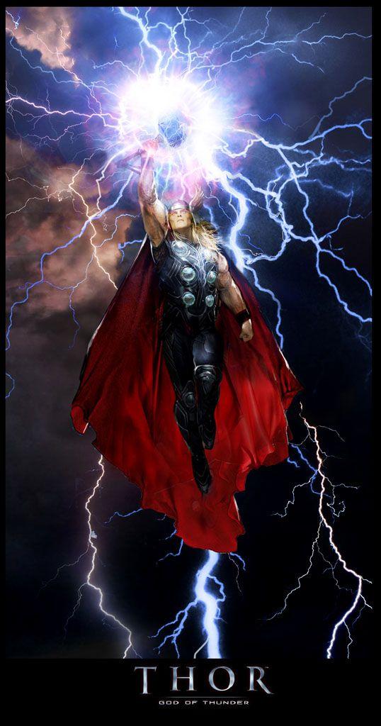 Thor by John Gallagher