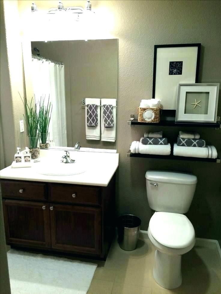 Apartment Bathroom Decorating Ideas Small On A Budget Old Picture Small Bathroom Decor Bathroom Wall Decor Bathroom Decor