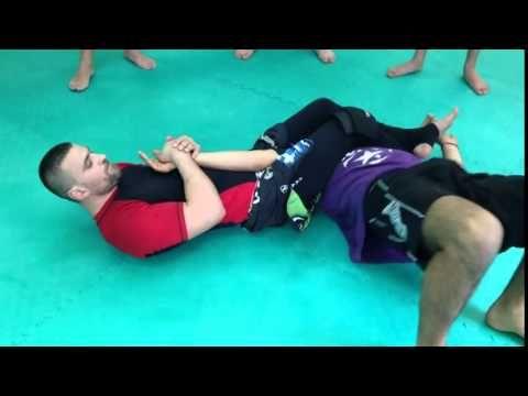Arm Bar Escape   Brazilian Jiu Jitsu Techniques - Kinesis Fight Club